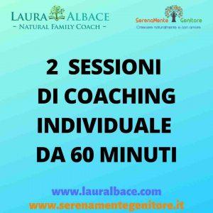 Due sessioni Coaching