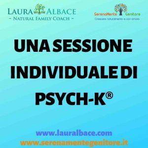 Sessione individuale di PSYCH-K®